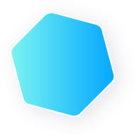 Vector smart object blue