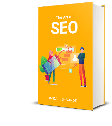 SEO book sample