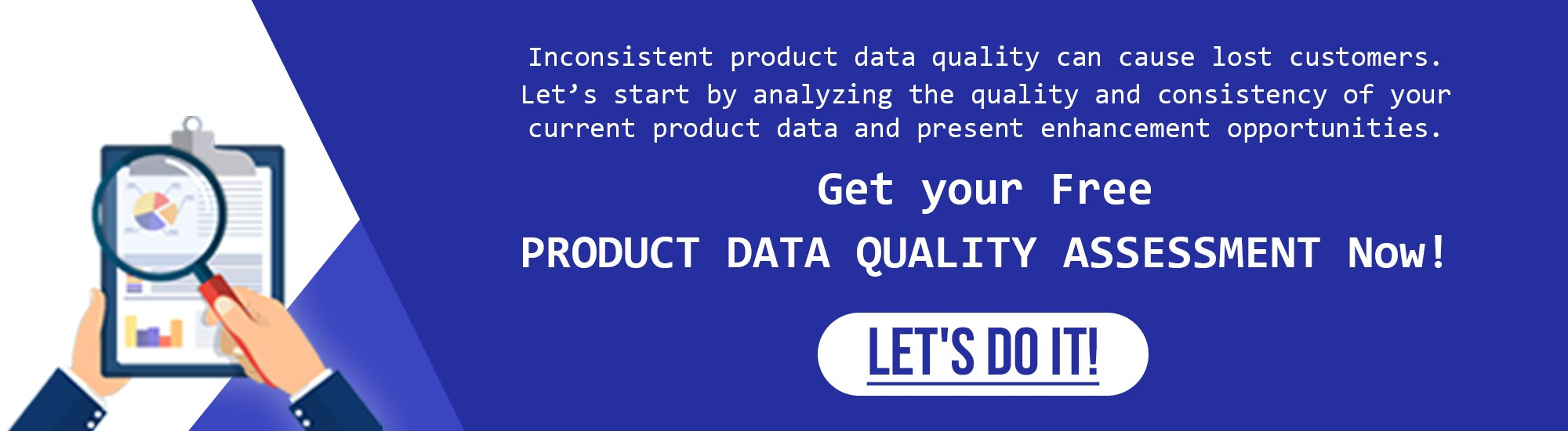 Product Data Quality Assessment