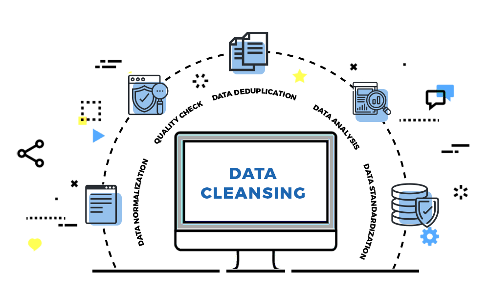 Data Cleansing And Scrubbing Services