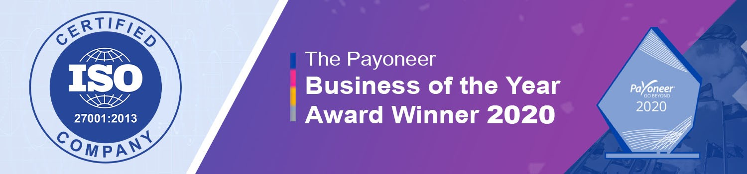 The Payoneer Business of the Year Award Winner 2020