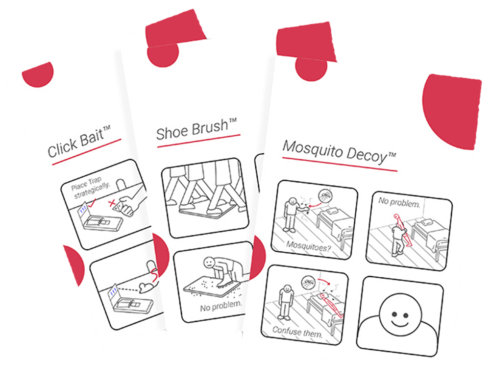 Product Manuals Designing Service