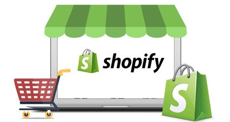 Shopify Data Entry Service