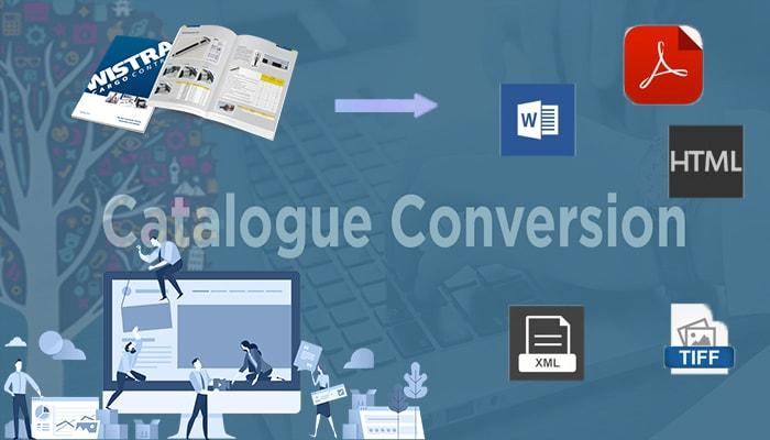 Catalog Conversion Services